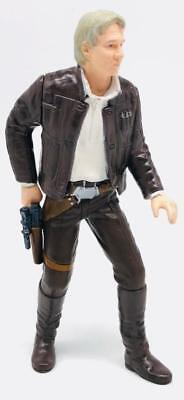 2016 Han Solo Hallmark Ornament Star Wars The Force Awakens #20 DENTED BOX