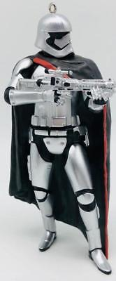 2015 Captain Phasma Hallmark Ornament Star Wars The Force Awakens
