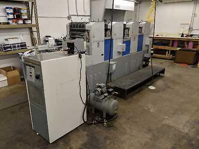 Ryobi 3404 HA - w/ ink console Commercial Offset Printing Machine