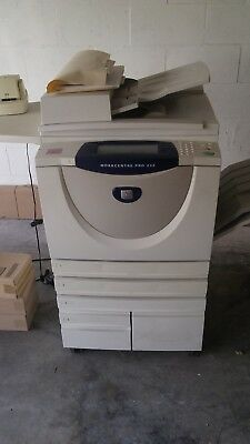 Xerox WorkCentre Pro 232 Multifuctional Copier/Scanner WorkGroup Machine