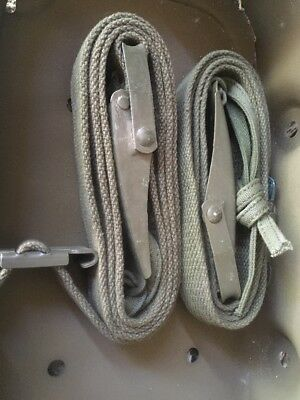 2 Webbing straps for Jerry Gas Can