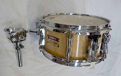 """Yamaha 10"""" x 5"""" Wood Snare Drum SSD1050A, sehr guter Zustand"""
