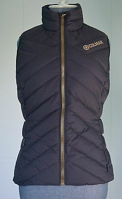 NWT Colmar Gilet Chance Down Ski Vest Mid-Layer Women's Size IT 40 / US 4