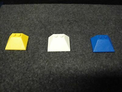 3 x 4 with Grille Pattern NICE part# 3297px4 LEGO 2X~TWO: Slope 33° degrees