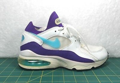 VINTAGE 1994 NIKE Air Max 93 Grape Shoes Sneakers Women's Size 6.5  105015-141 00
