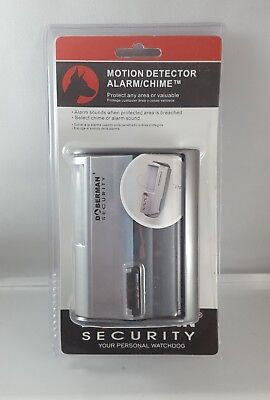 Doberman Security Motion Alarm Detector With Infrared Sensor And Loud 100 New 17 97 Picclick