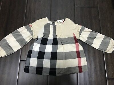Burberry Kids Top Size 4