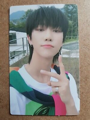 SEVENTEEN THE 8 SET THE SUN #2 Official PHOTOCARD 5th Album YOU MAKE MY DAY