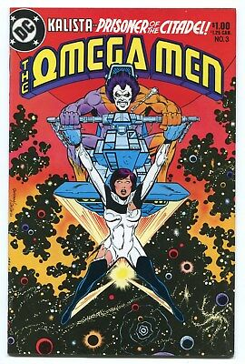Omega Men #3  1st Appearance Lobo SEE ACTUAL SCANS