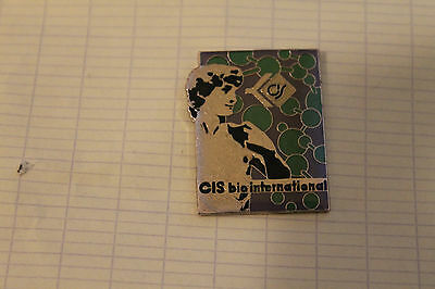 Rare Pins Cis Bio International