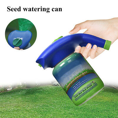 Plastic Home Garden Watering Can Seeding Pot Lawn Care Sprinkling Can Handheld