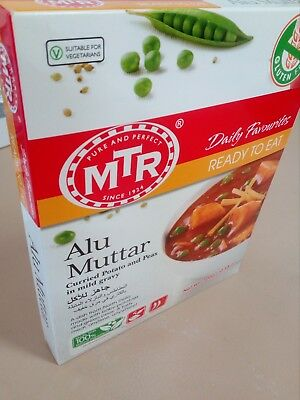 MTR Ready to eat - Alu Muttar (Buy 2, get 3rd at $2.19)