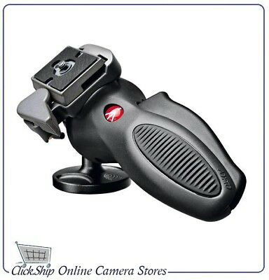 Manfrotto 324RC2 Squeeze Trigger Control Joystick Handle Ball Head Mfr # 324RC2