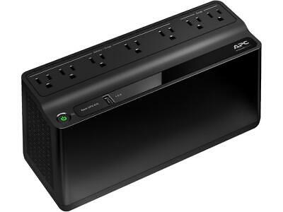 APC BE670M1 675 VA 360 Watts 7 Outlets Uninterruptible Power Supply (UPS) with U