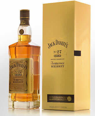 Jack Daniels No. 27 Gold Tennessee Whiskey (700ml)