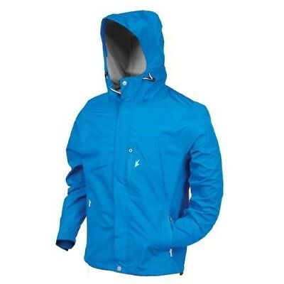 (X-Large, Electric Blue) - Frogg Toggs Women'S Java Toadz 2.5 Jacket