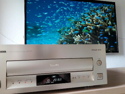 Pioneer Hld-X9 Hi-Vision Muse Laserdisc High End Player