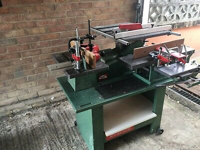 Kity K5 Combination Wood Working Machine Thicknesser Planer Etc And