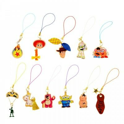 Disney Store Japan Secret Strap Set Toy Story Pixar Collection From Japan F/S