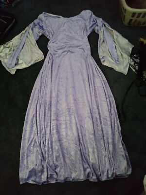LOTR dress, lavender 4x, bought from Artemisia worn once excellent condition