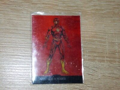 """DC The New 52 - Work In Progress Chase Card WIP-6 """"Flash"""""""