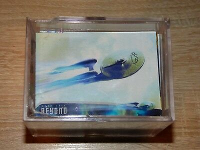 Star Trek Movie Beyond (2017) - Complete Base TC Set (85 Cards)
