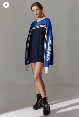 03f45e6a TOMMY HILFIGER Oversized Racing Sweater Small Gigi Hadid NWOT 2018 Tommy  Jeans