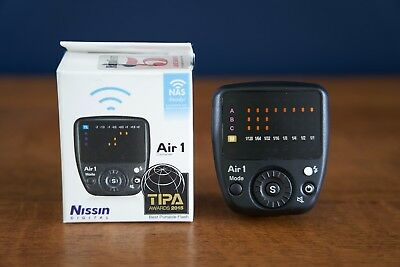 Nissin Air Commander - Micro Four Thirds - Wireless Flash Transmitter - VGC