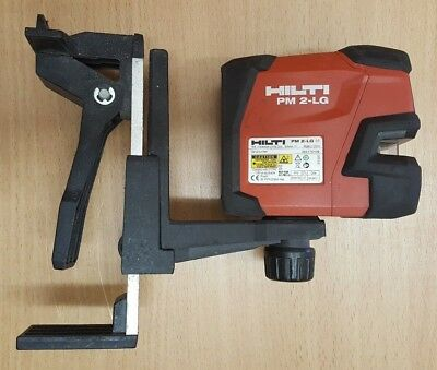 Hilti PM 2-LG Multi Directional Laser Level with Stand