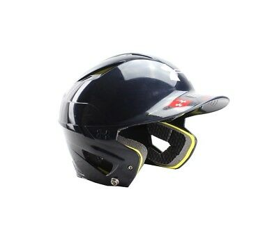 (Navy) - Under Armour Converge Solid Youth Baseball/Softball Batting Helmet