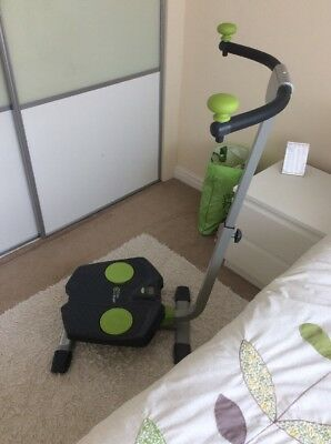 Twist and Shape Exercise Machine - hardly used Good Condition
