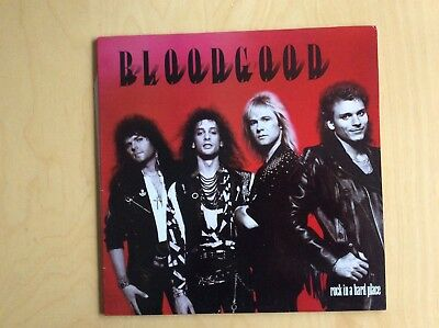 Bloodgood : Rock in a Hard Place Lp 1988