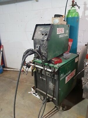 3 Phase mig welder (Migtronic)