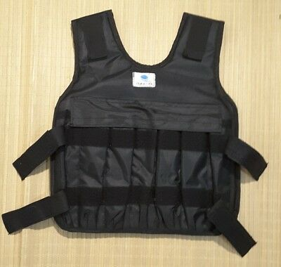 Weight Vest Gym Running Fitness training Weight Loss Jacket Zooboo