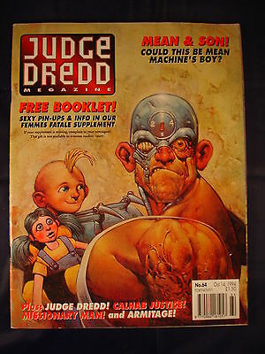Judge Dredd Megazine - Issue 64 - Oct 14, 1994