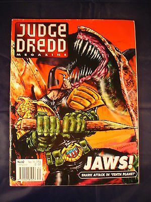 Judge Dredd Megazine - Issue 62 - Sep 16, 1994
