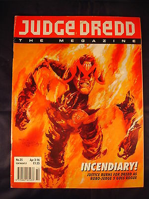 Judge Dredd Megazine - Issue 25 - Apr 3 - 16