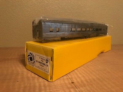 RARE Brass O Scale Pennsylvania 1952 Congressional Limited Parlor Car
