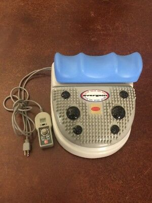 EVERGAIN CN-308DL Aerobic Exerciser Stress-Buster Chi Machine Deluxe With Heat