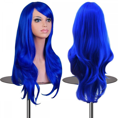 """EmaxDesign Wigs 70 cm / 28"""" ~ High-Quality Cosplay Wig For Women. Long, Full, Cu"""