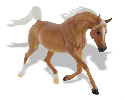 "NIB Breyer ""Sunny"" NO UPC, Palomino Arabian, Weather Girl, Free Shipping!"