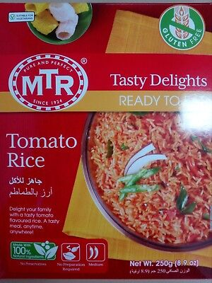 MTR ReadyToEat - Masala Rice OR Muttar Paneer OR Vegetable Pulao