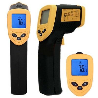 New Handheld Non-Contact Digital Infrared Thermometer Gun IR Laser Pointer