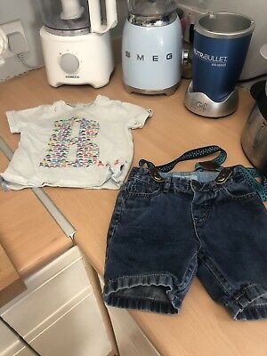 baby boys ted baker 12-18 months Outfit