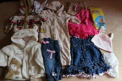 Large Baby Girls Clothes Bundle 0-3 Months Free Post  Kids