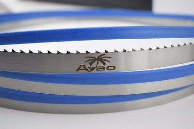 AYAO Hardened Teeth Band Saw Bandsaw Blade 2370-2375mm X 13mm X 4TPI