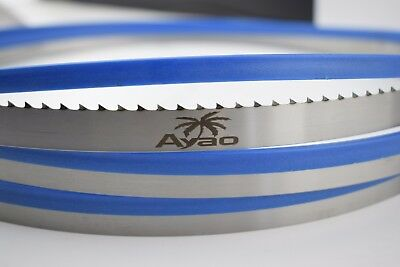AYAO Hardened Teeth Band Saw Bandsaw Blade 2490mm X 16mm X 4TPI
