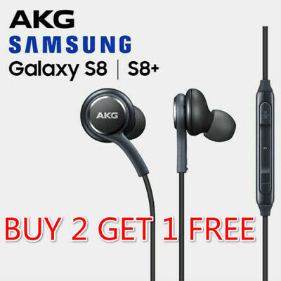 OEM AKG Earphone Stereo Headphone Headset Handsfree For Samsung Galaxy S9 S8 s8+