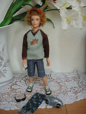 Mattel My Scene Bryant - at school and at the beach fashion style Typ Boy Ken