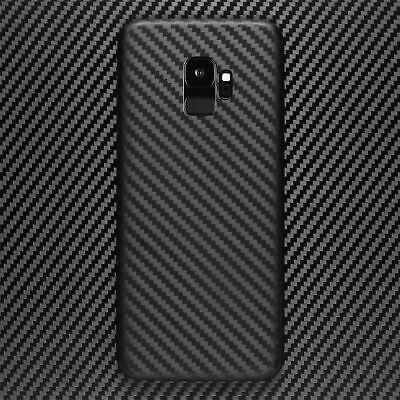 Ultra Thin Slim Hard Cover Case Carbon Design For SAMSUNG GALAXY S9 PLUS